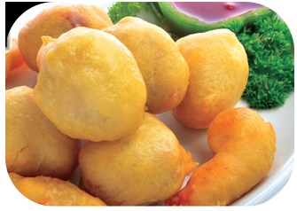 Sweet & Sour House Special Balls